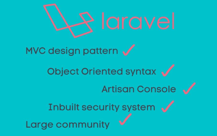 Laravel benefits