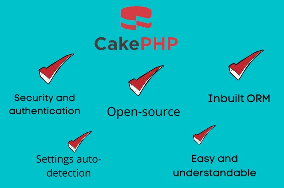 CakePHP benefits