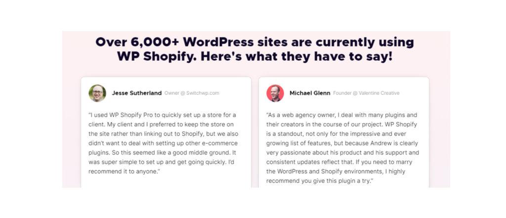 Shopify plugin