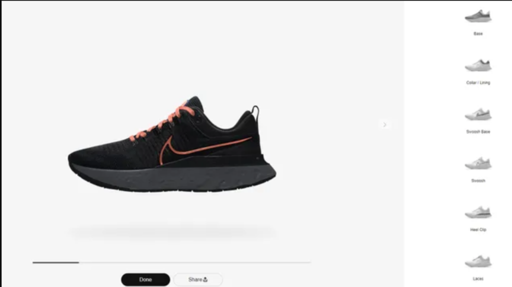 cross sell Nike