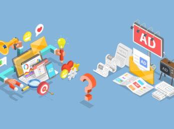 Traditional Marketing vs Social Media Marketing