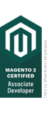 Magento 2 Certified Associate Developer