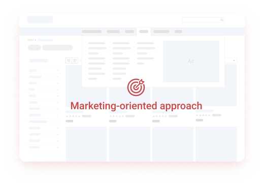 marketing oriented approach